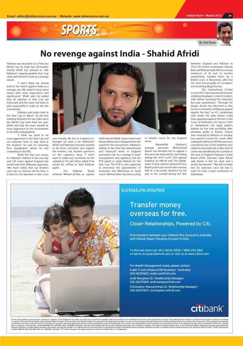 ePaper News | Australian Indian ePaper News | Melbourne