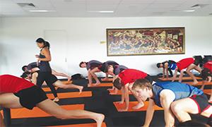 yoga sydney ts